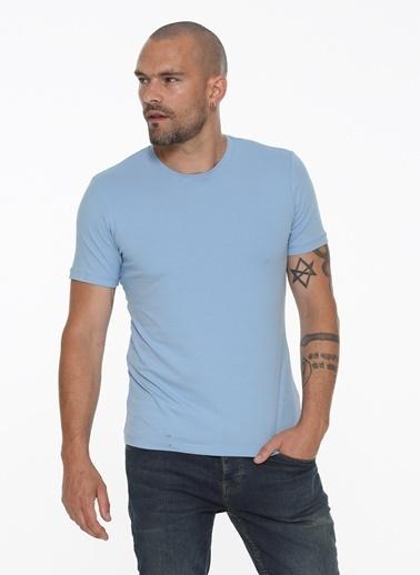 Dewberry Tişört Mavi